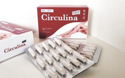 Nueva Circulina Forte Ahora con Diosmina, Hesperidina y Rutina.