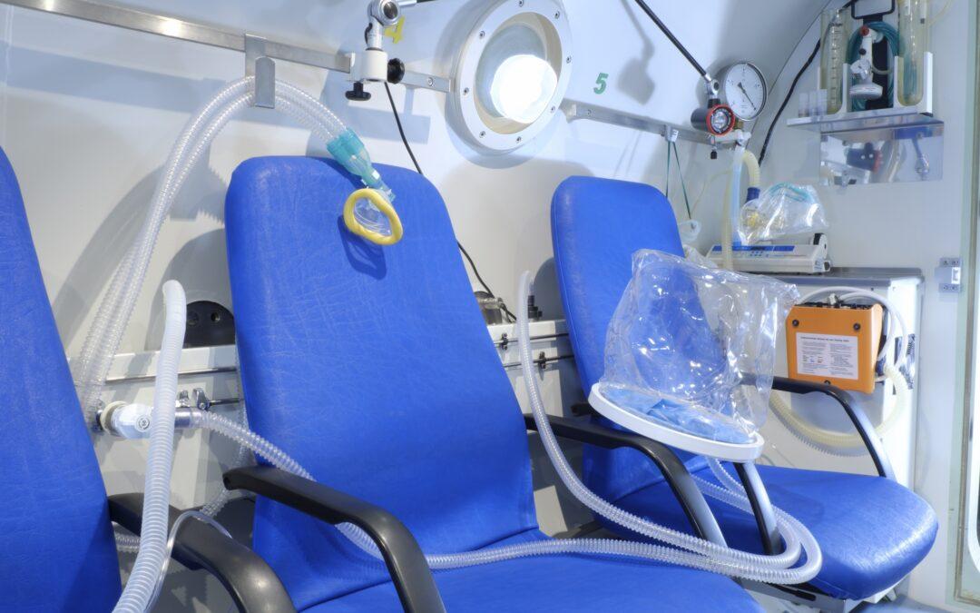 Consiguen revertir el proceso de envejecimiento mediante oxígeno y la cámara hiperbárica